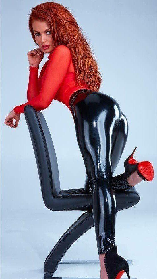 Redhead In Latex