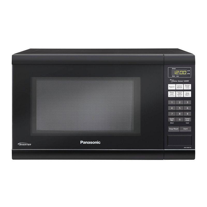Panasonic 1200 Watt Microwave Oven Countertop Microwave Oven Best Countertop Microwave Microwave Oven