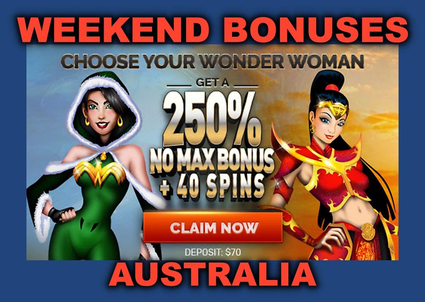 Australian casinos Weekend bonuses ⋆ Nabble casino bingo