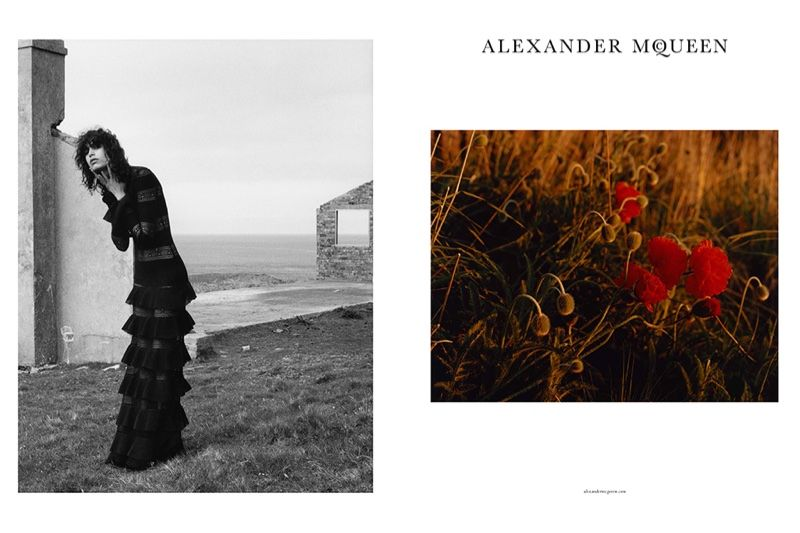 Alexander McQueen'den İskoçya Romantizmi - InStyle Türkiye