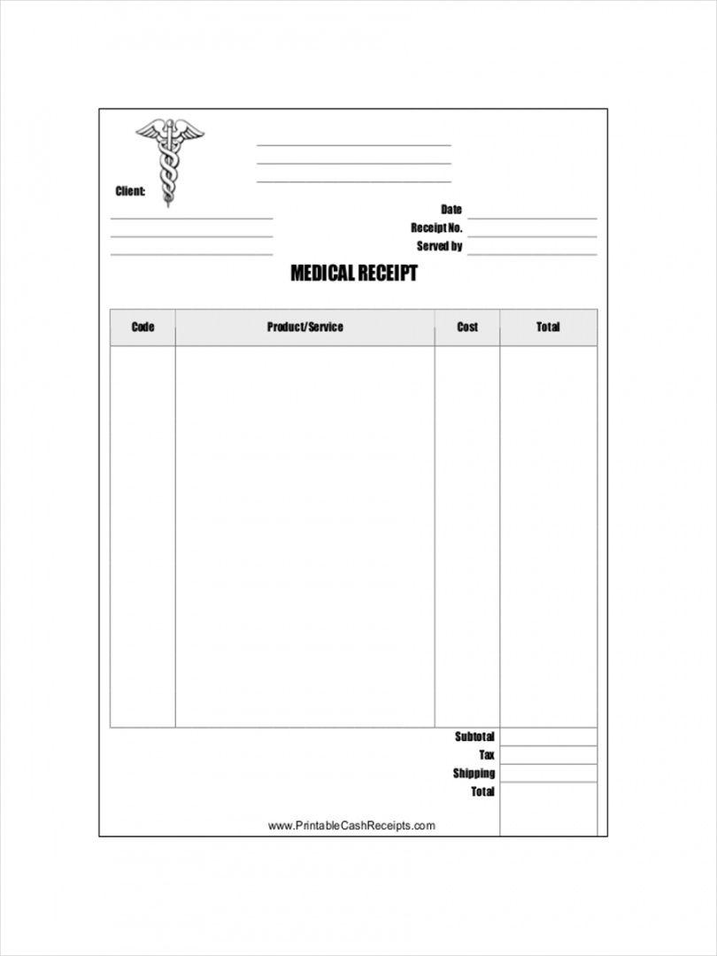 Explore Our Printable Pharmacy Receipt Template Receipt Template Templates Receipt