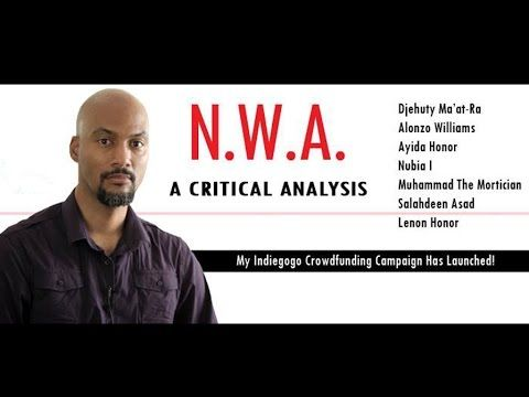 NWA (Straight Outta Compton) - A Critical Analysis - Lenon - critical analysis