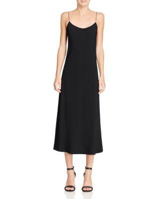 THEORY Telson Rosina Crepe Dress. #theory #cloth #dress