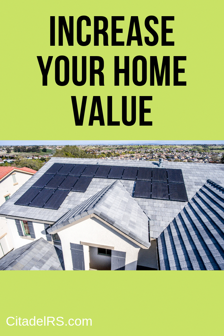 Solar Energy And Home Value