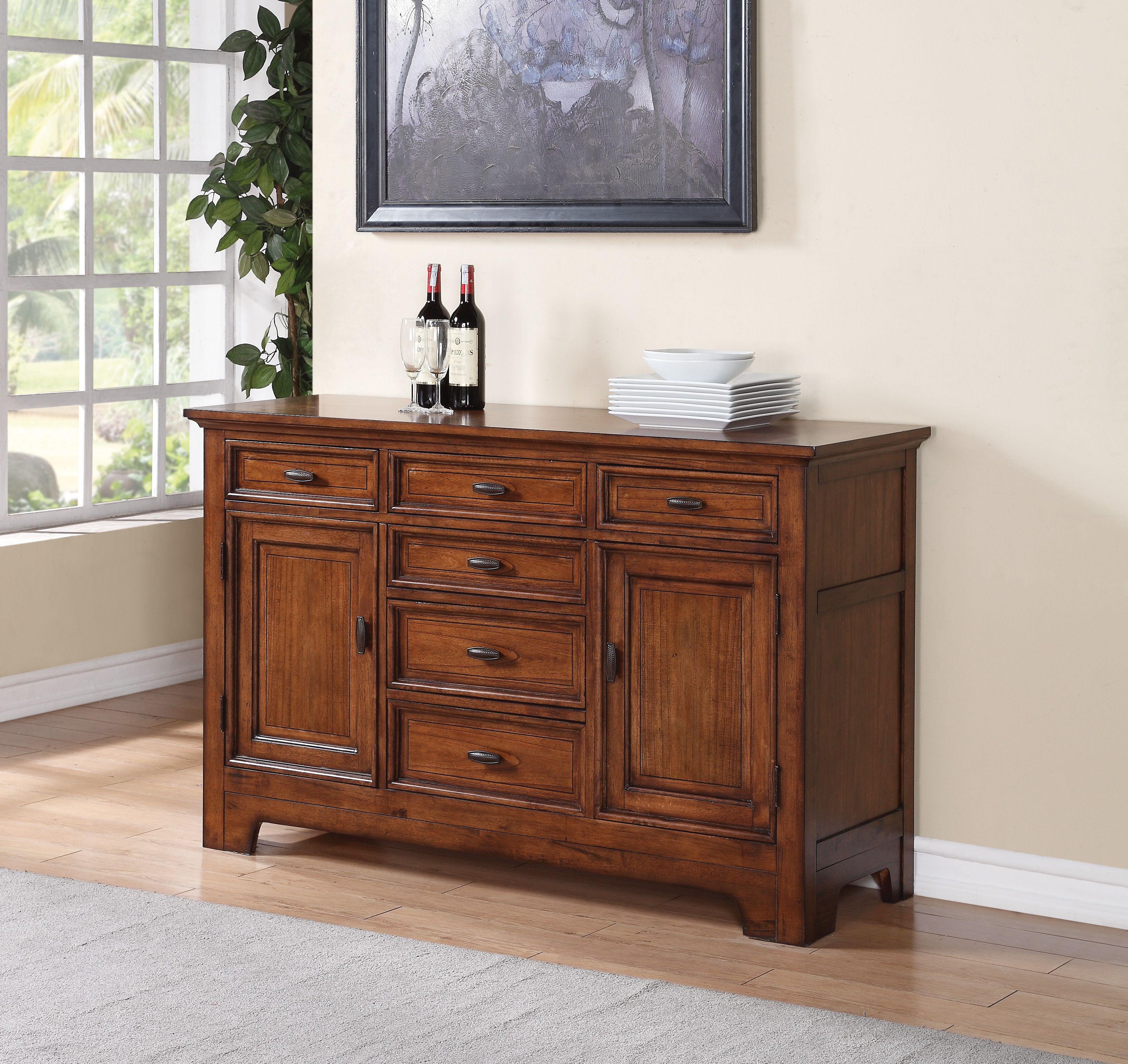 Flexsteel Wynwood River Valley Buffet Sideboard 709 Prices Subject To Change W1572 Dining Room