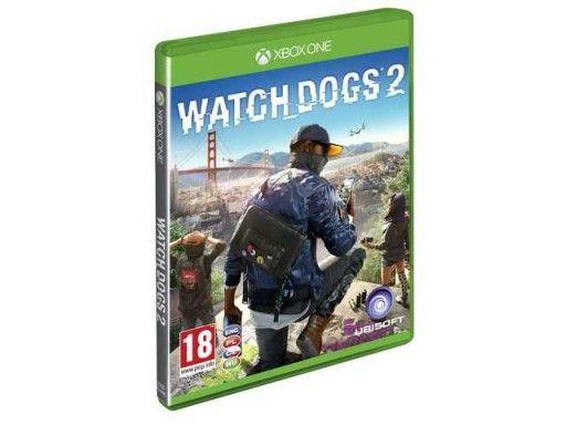 Gra Xbox One Watch Dogs 2 Napisy Pl Folia 6870160822 Oficjalne Archiwum Allegro Xbox One Watch Dogs Xbox