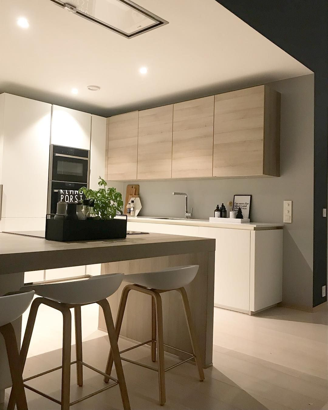 these minimalist kitchen ideas are equal components calm and also stylish discover the very on kitchen ideas minimalist id=85362