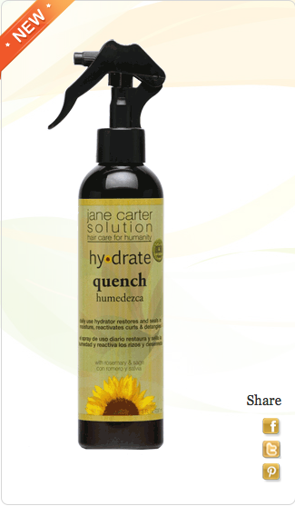 Need to try this! Jane Carter Solutions - Quench with Rosemary + Sage...