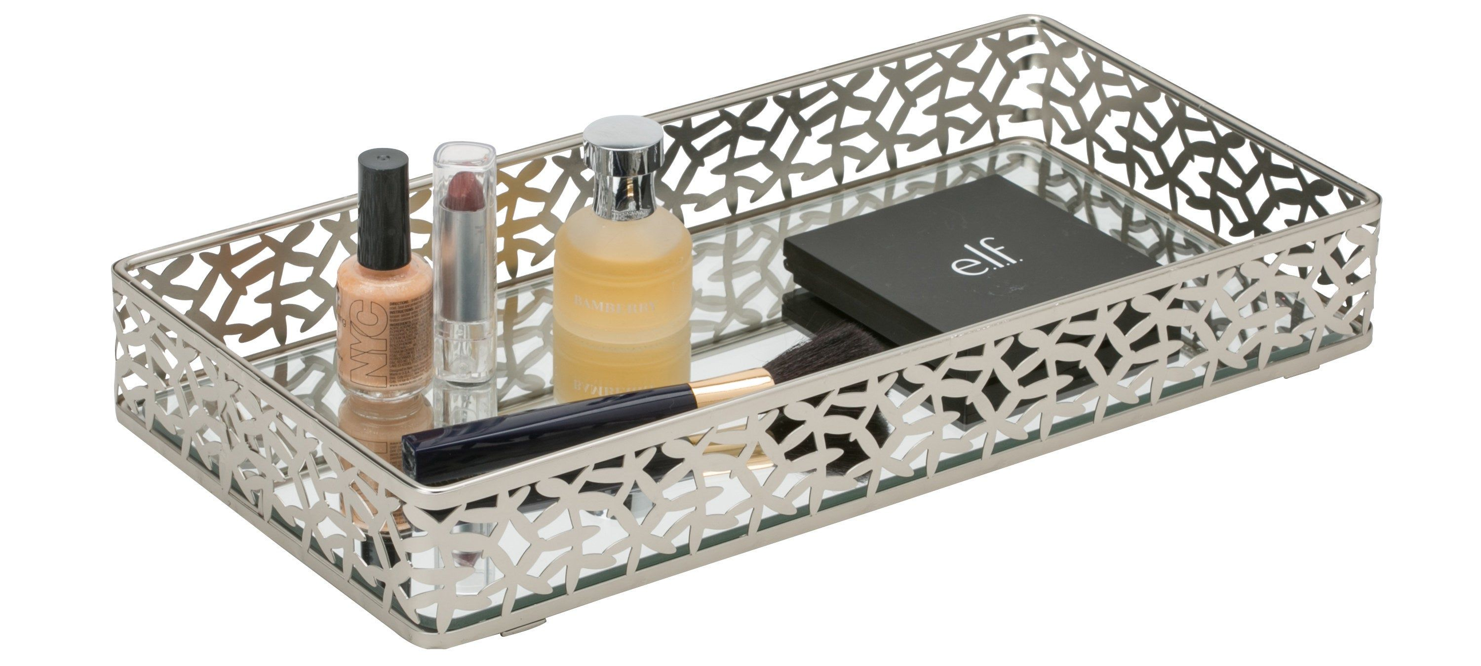 31 Things From Walmart That Every New Homeowner Probably Needs In 2020 Vanity Tray New Homeowner Rectangular