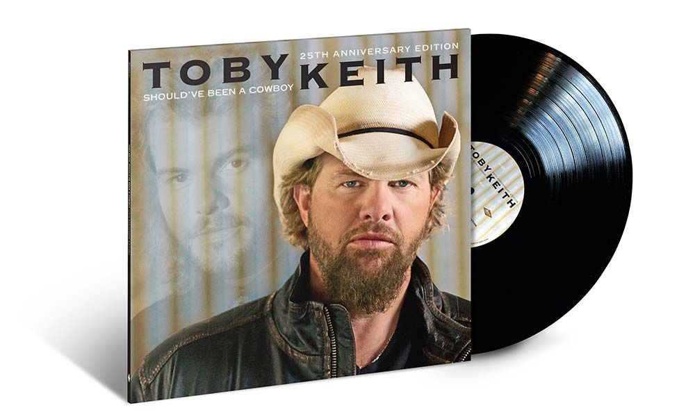 Toby Keith Prepares 25th Anniversary Should Ve Been A Cowboy