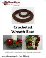 Photo of Crocheted Wreath Base | PlanetJune by June Gilbank: Blog