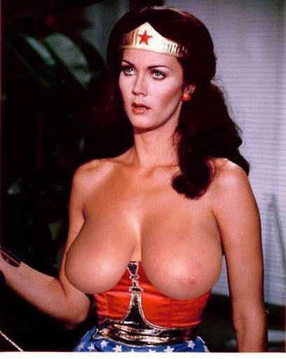 wonder woman nudes Real