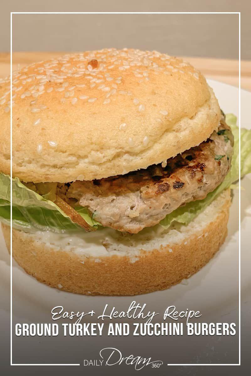 Recipe Ground Turkey And Zucchini Burgers Or Meatballs Recipe Recipes Interesting Food Recipes Turkey Burgers Healthy
