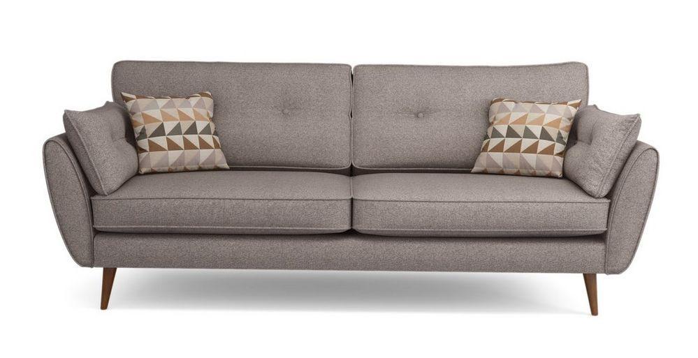 Zinc 4 Seater Sofa Dfs Ireland With Images Sofa Seater Sofa Sofa Set