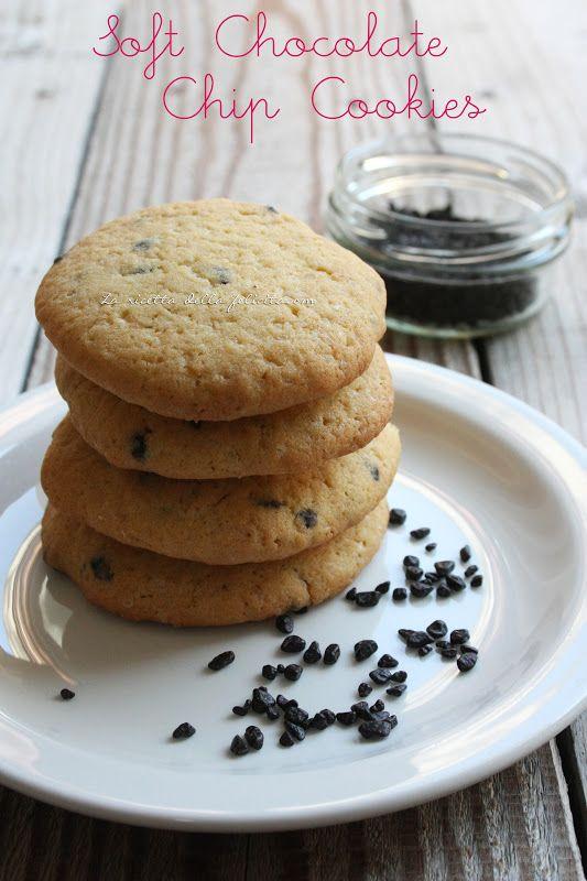 La ricetta della felicità: Coccola-zione con Martha: Soft Chocolate Chip Cookie!
