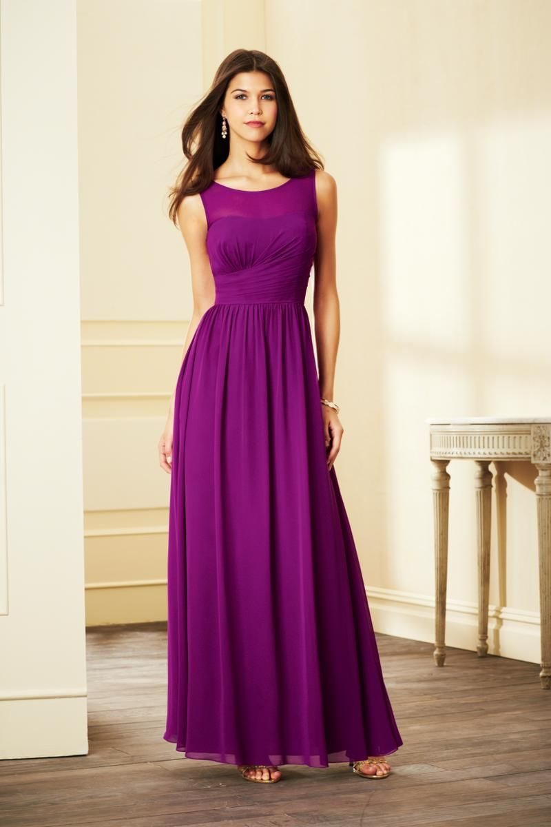 Alfred Angelo 7298L | Bridesmaid | Pinterest