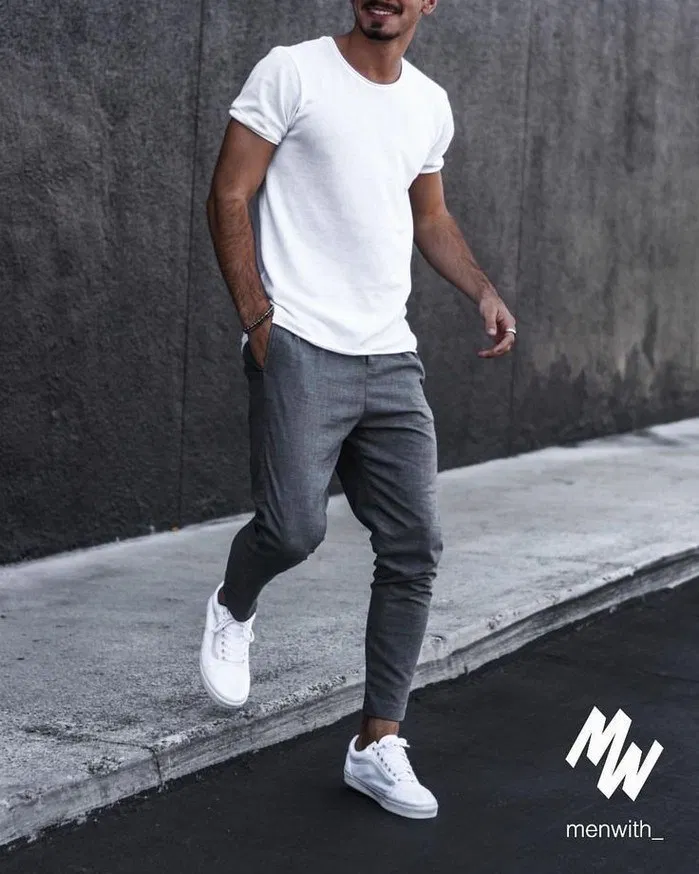 143 Elegant Black Outfits Ideas In 2020 Mens Clothing Styles Mens Fashion Chinos Mens Outfits