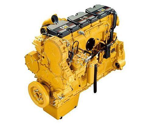 Diesel Truck Engine Cat C-16 | Large Cars | Truck engine