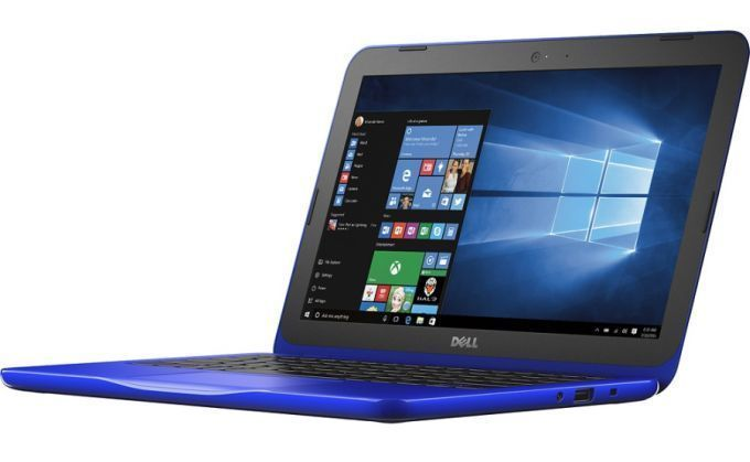 New Dell I3162 0000blu Laptop Notebook Computer Blue 11 6 Hdmi Ebay Touch Screen Laptop Dell Inspiron 15 Dell Inspiron
