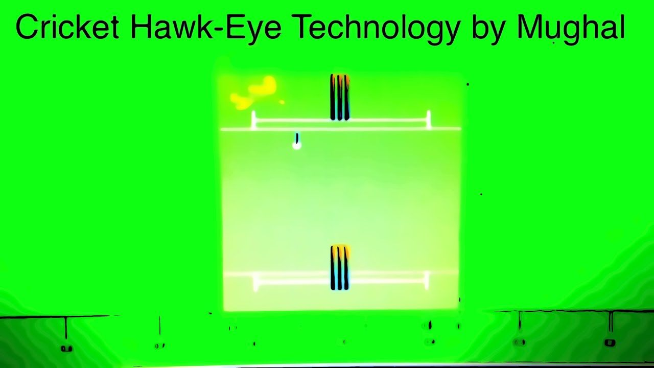 Cricket S Hawk Eye Technology Using Matlab Lbw Decision In 2020 Technology Hawkeye Science And Technology