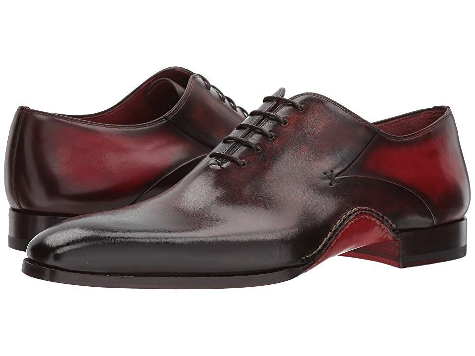 Magnanni Cantabria Men S Shoes Brown Red Women Oxford