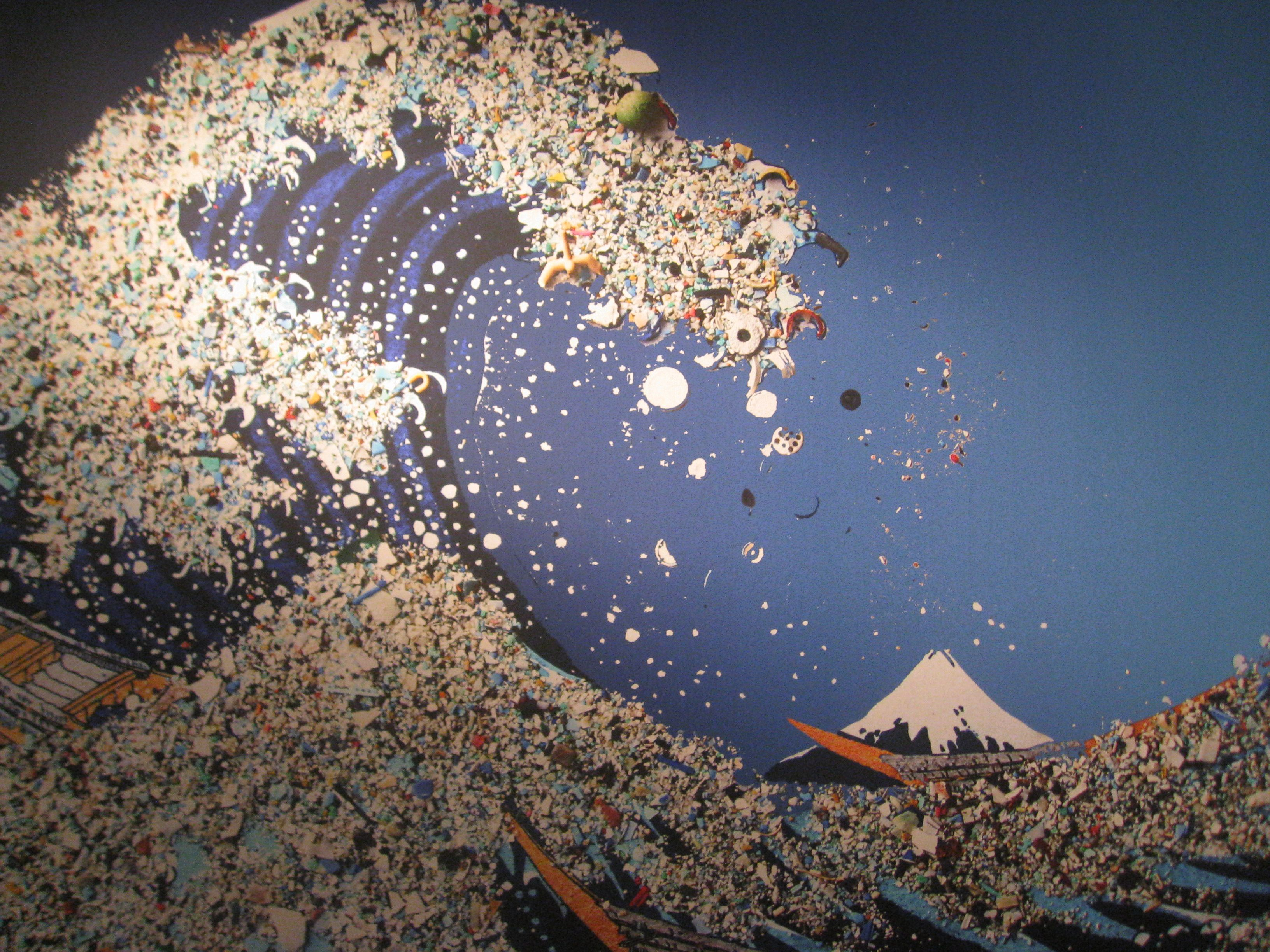 project kaisei Project kaisei (from 海星, kaisei, ocean planet in japanese ) is a scientific and commercial mission to study and clean up the great pacific garbage patch , a large body of floating debris trapped in the pacific ocean by the currents of the north pacific gyre.