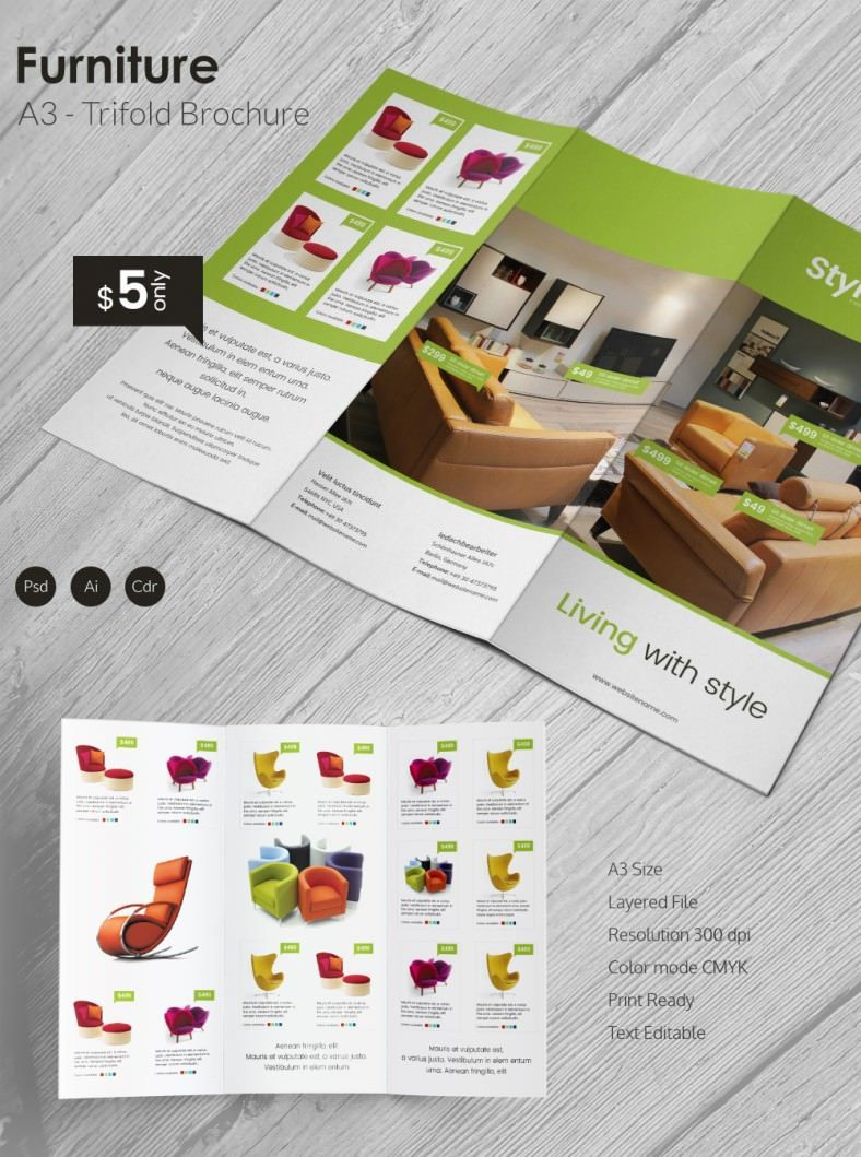 4 Fold Brochure Template Gallery Four Panel Free Print Ad With Regard To 4 Fold Brochure Template Word Callforpcissues Review