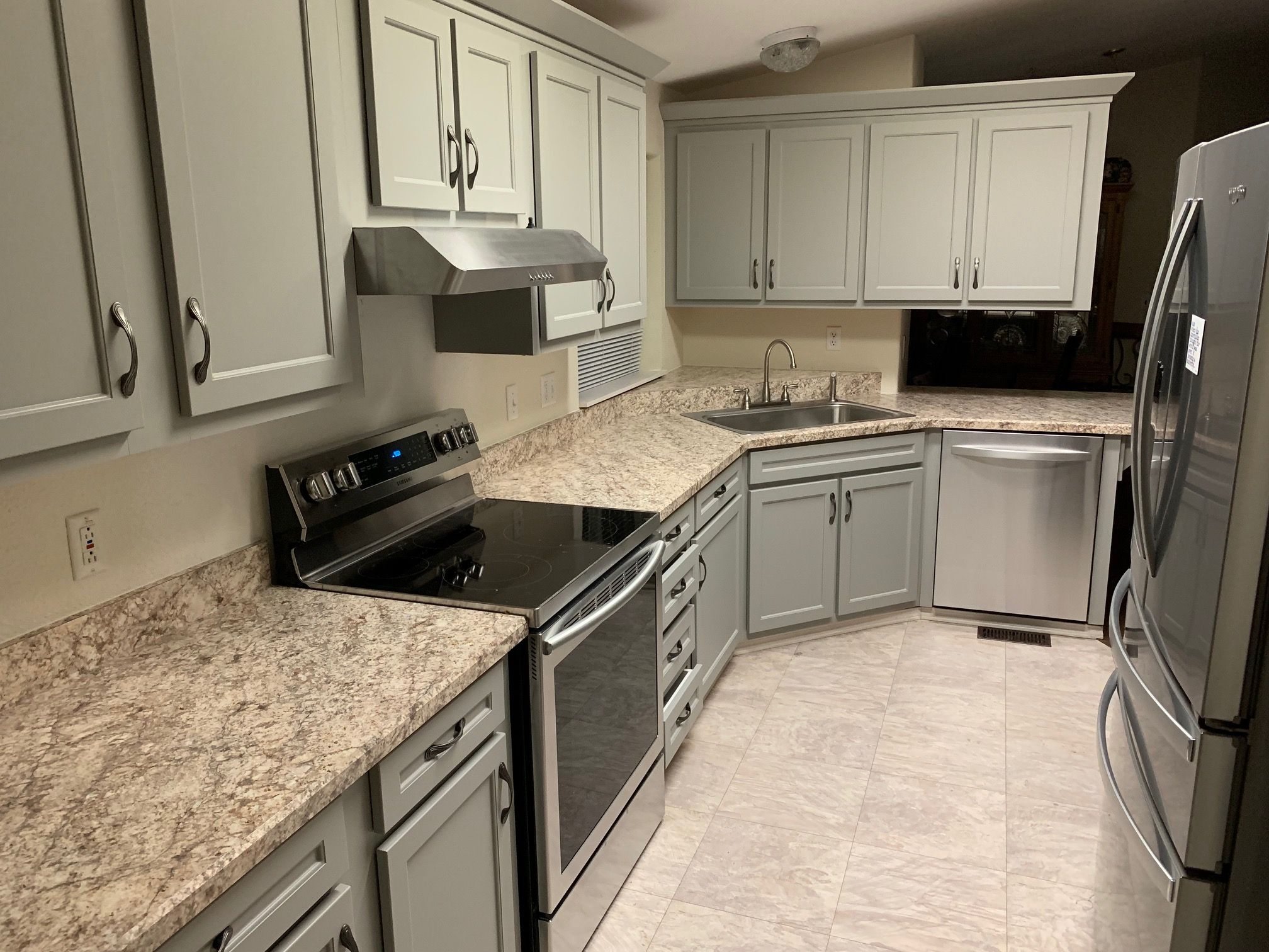 Kitchen Tune Up Scappoose Or In 2020 Cabinet Refacing ...