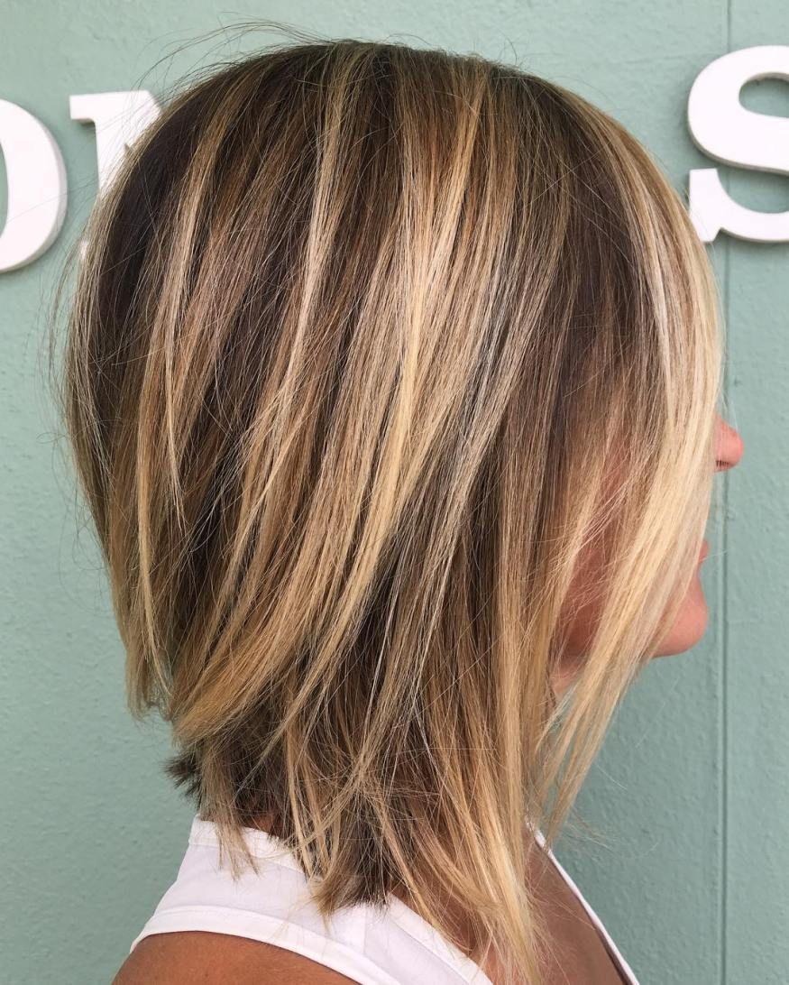 70 Perfect Medium Length Hairstyles for Thin Hair ...