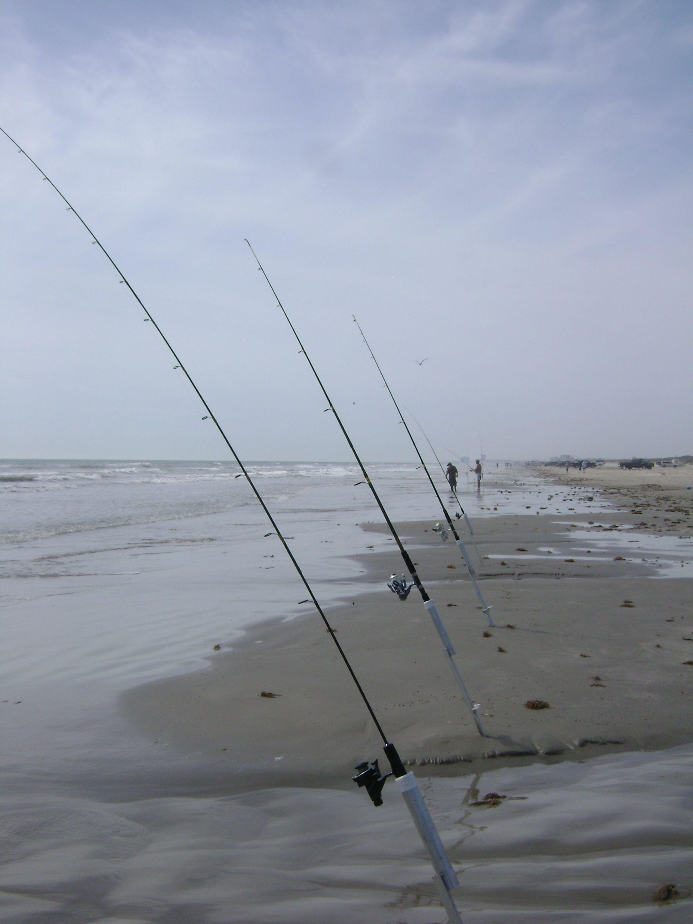 Surf fishing in port aransas texas i love this and bay for Texas coast fishing