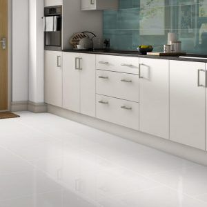 Ctm In Dimensions 1500 X 1125 White Polished Porcelain Floor Tiles    Utilizing Water Based Floor Paints Is Not A Wonderful Idea Because These  Donu0027t