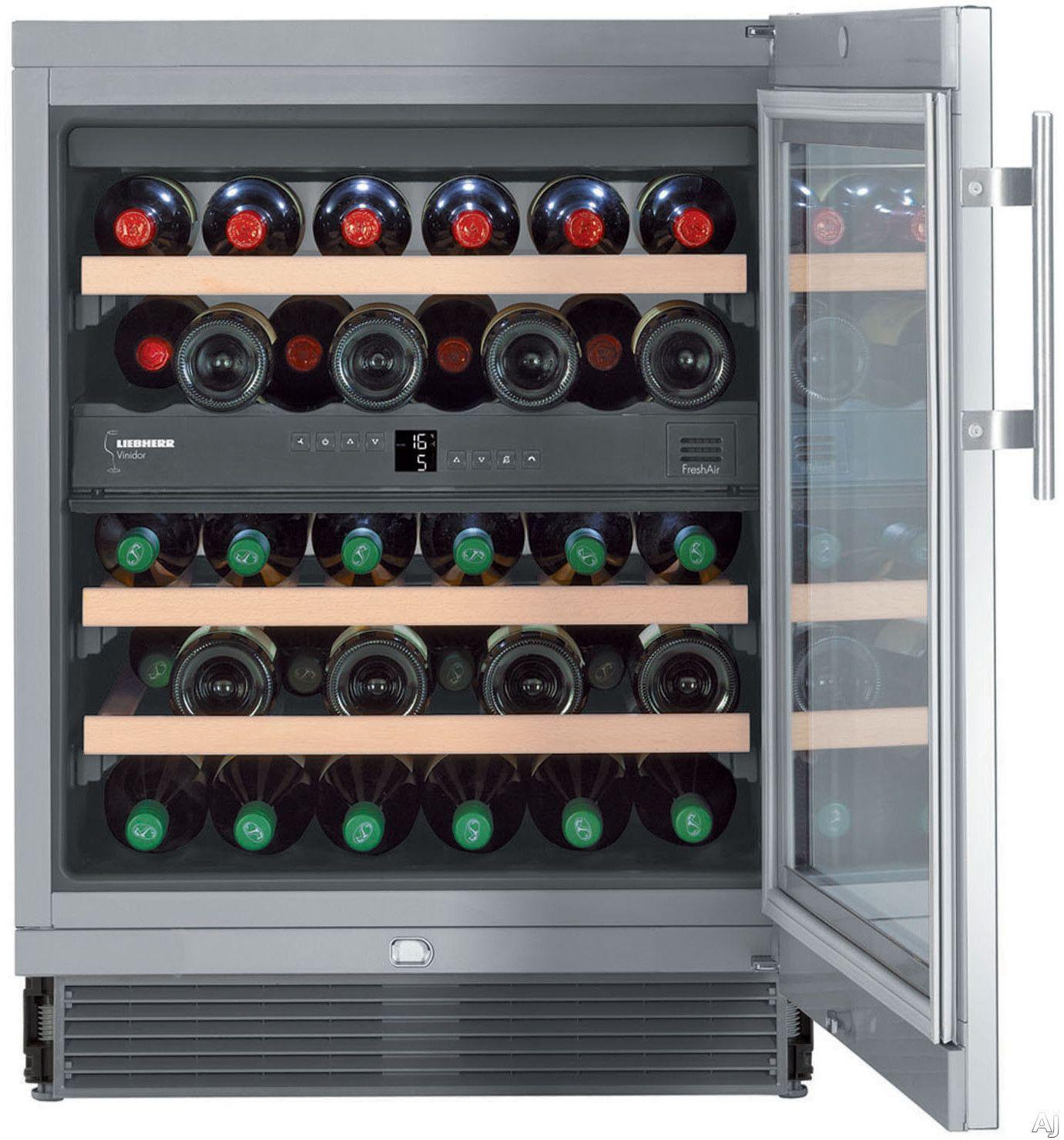 Liebherr 24 Inch Undercounter Wine Cabinet Kitchendesign Homedecor Wine Cabinets Wine Storage Cabinets Wine Storage