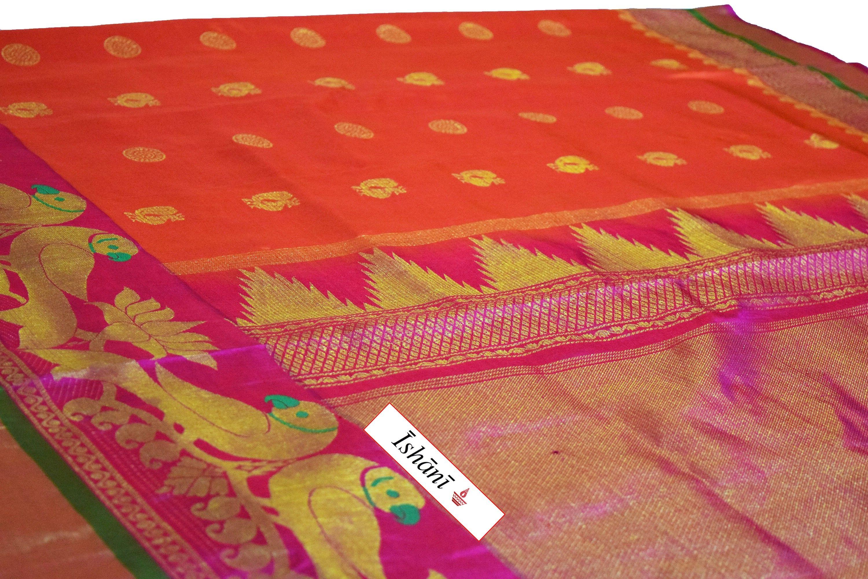 Pure silk saree handwoven pure silk saree sku vs contact
