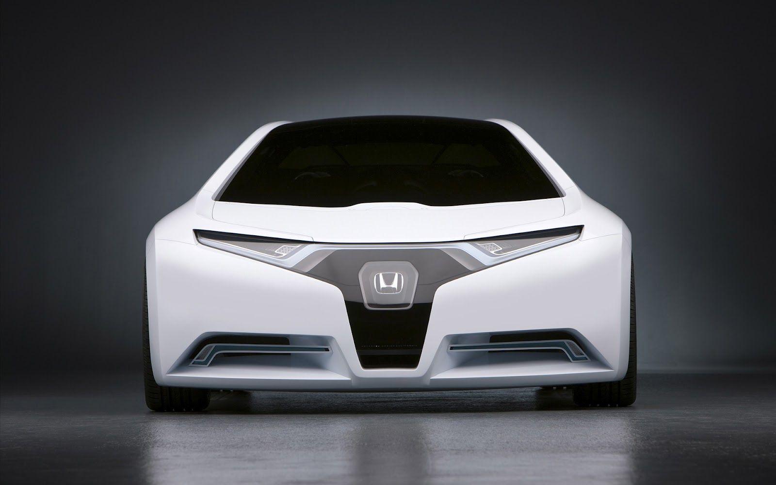 Beautiful concept car from honda