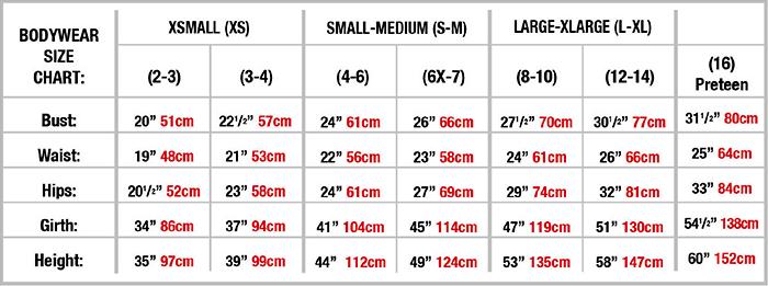 Girls Size Chart Google Search Leggings Kids Measurement Chart Performance Leggings