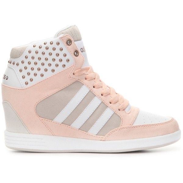 198439e3387 adidas NEO Super Wedge Sneaker Womens ( 60) ❤ liked on Polyvore ...