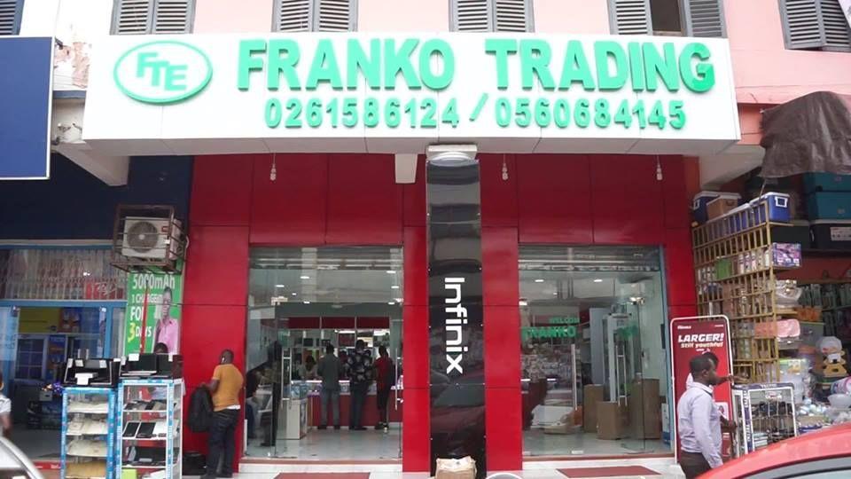 Franko Trading Enterprise Branches In Ghana And Their Locations Trading Ghana Enterprise