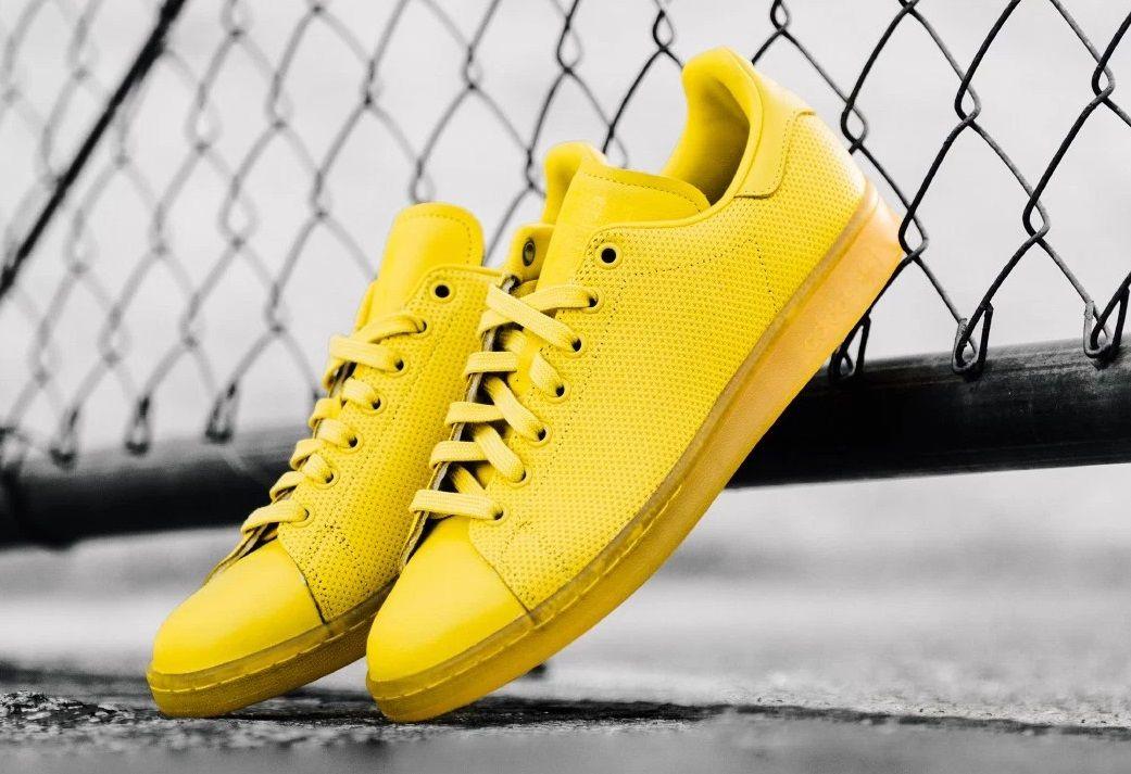 adidas Originals Stan Smith adicolor: Yellow