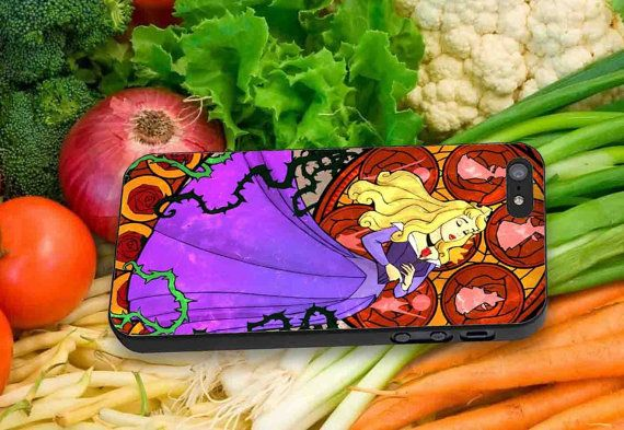 Aurora Stained Glass for iPhone 4/4s iPhone 5/5S/5C by dewapetir