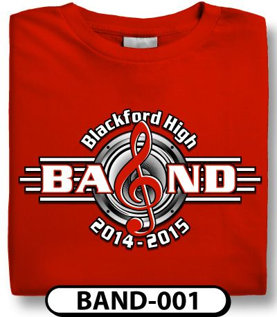 Design Custom Marching Band T-Shirts Online by Spiritwear | shirt