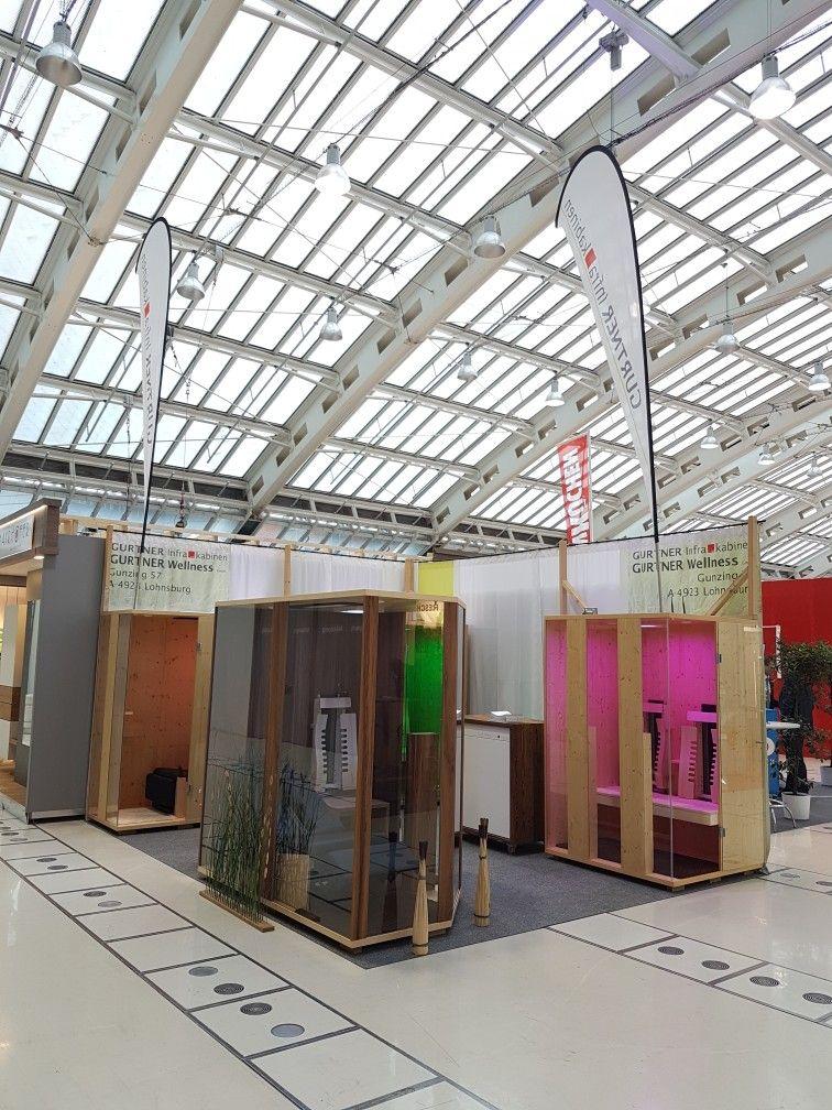 Messe Haus und Wohnen im Design Center Linz By Gurtner Wellness GmbH