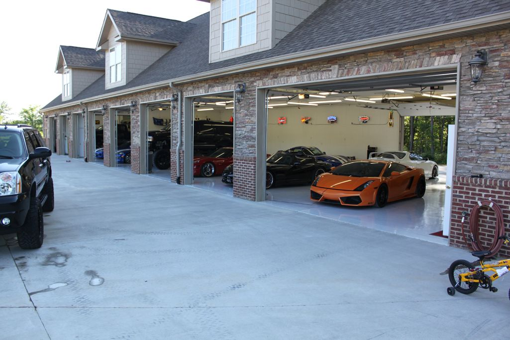 The Best Of The Best Ultimate Dream Car Garages Showcasing