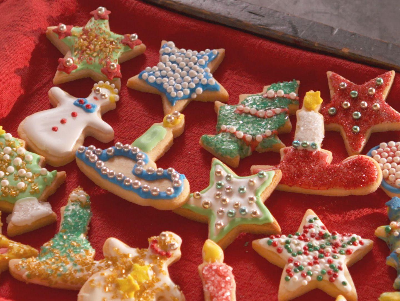 Santas christmas cookies recipe nancy fuller christmas santas christmas cookies forumfinder Gallery