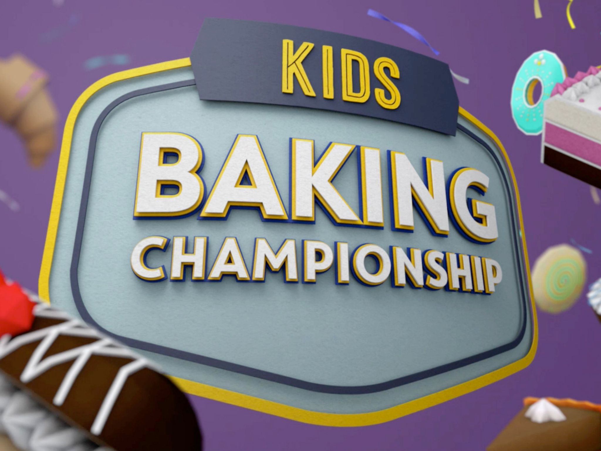 Get full episodes, clips, and recipes from Kids Baking