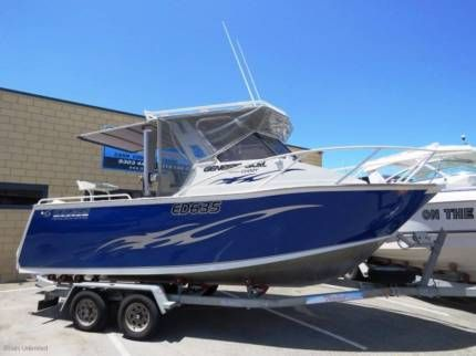 Genesis 610xl Family Fishing Diving Huge Open Deck Great Riding