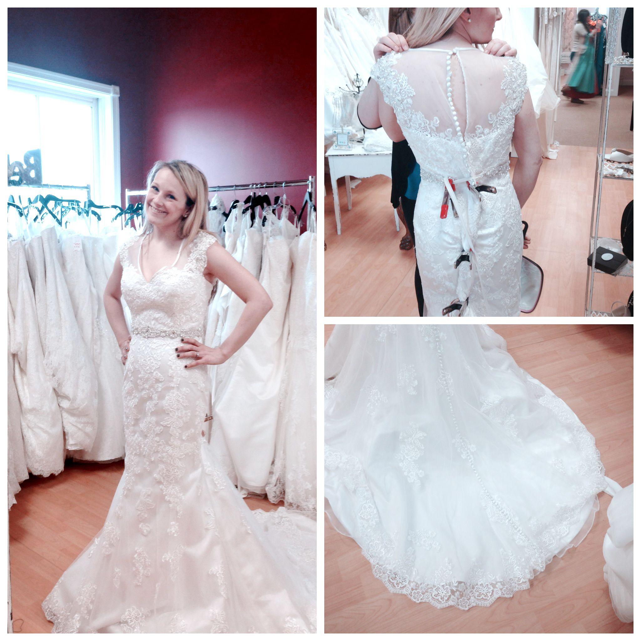This Is The Dress Justin Alexander 8686 Blush Bridal In Haymarket Va