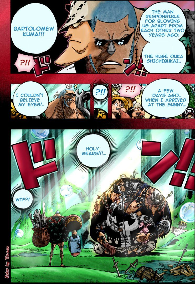 One Piece 603 by Tio-san on DeviantArt