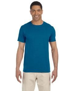 2a3408a8220 Gildan Softstyle T-Shirt G640 Antique Sapphire