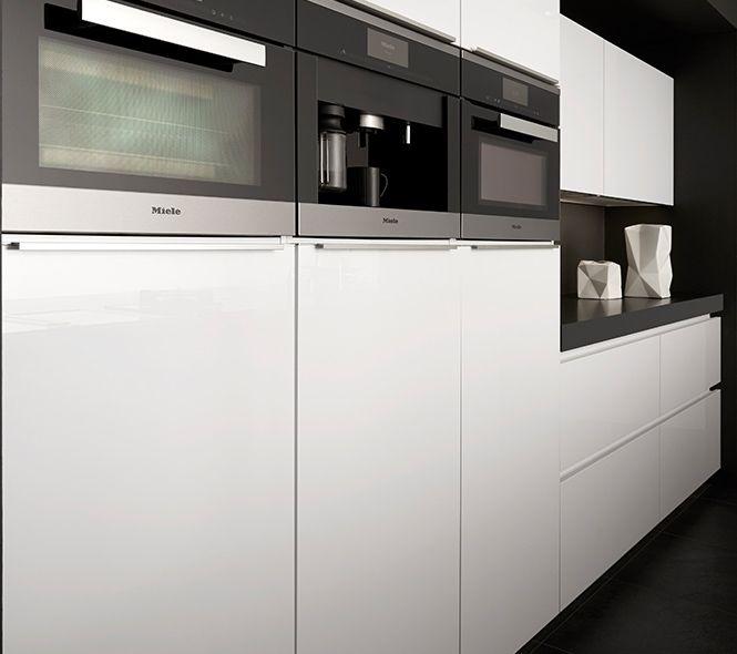 Kuhlmann Keuken Enzo Moderne keukens Pinterest - nolte küchen fronten farben