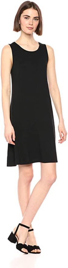 Amazon Essentials Women's Tank Swing Dress